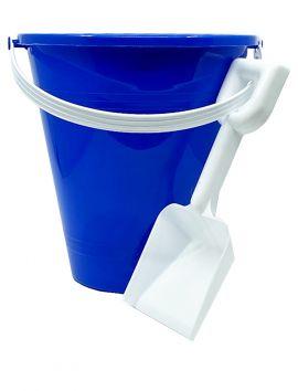 Sand Bucket with Shovel
