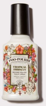 Before You Go Toilet Spray, Tropical Hibiscus