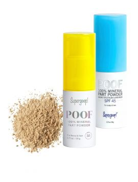 Poof 100% Mineral Part Powder with SPF