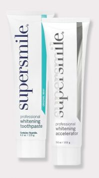 Professional Whitening System | Supersmile