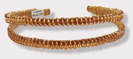 Double Crystal Headband