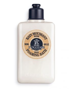 Shea Milk Rich Foaming Bath