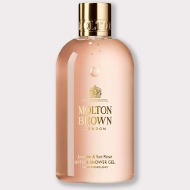 Jasmine and Sun Rose Bath and Shower Gel