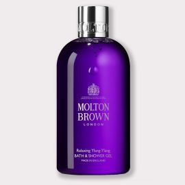 Relaxing Ylang-Ylang Bath and Shower Gel