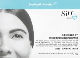 BrowLift Overnight Wrinkle Smoothing Patch | SiO Beauty