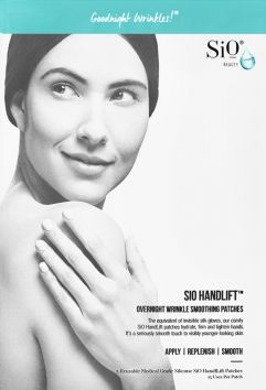 HandLift Overnight Wrinkle Smoothing Patches | SiO Beauty