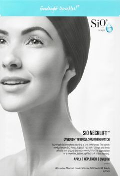 NeckLift Overnight Wrinkle Smoothing Patch | SiO Beauty
