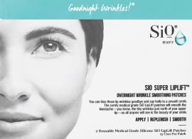 Super LipLift Overnight Wrinkle Smoothing Patches | SiO Beauty