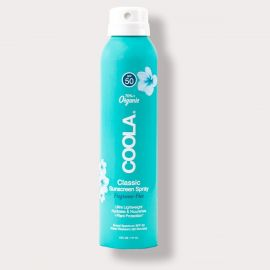 SPF 50 Classic Body Organic Sunscreen Spray