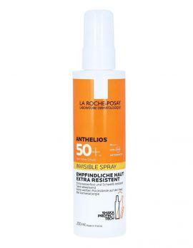 Spray Invisible Sunscreen SPF 50+
