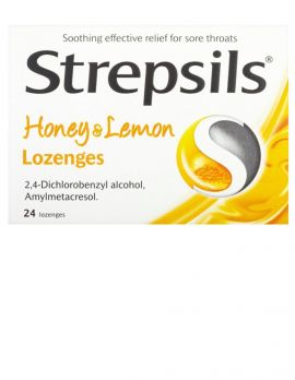 Honey and Lemon Lozenges