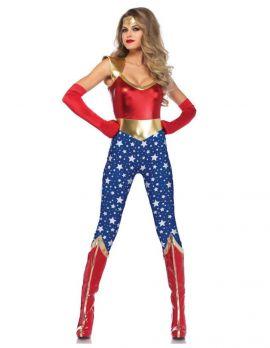 Sensational Super Hero Costume