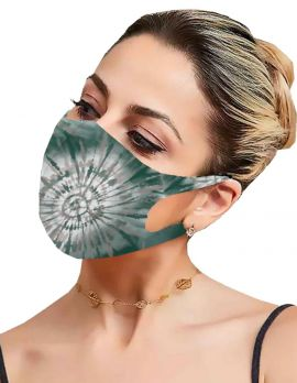 Adult Unisex Tie Dye Face Mask