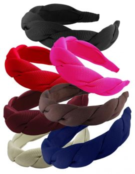 Twisted Grosgrain Headband