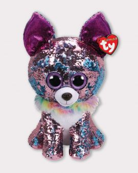Flippable Sequins Soft Toy